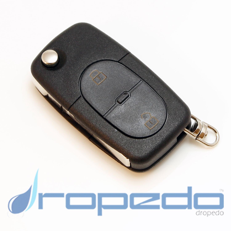 Autoschlüsselgehäuse für VW 2 Tasten