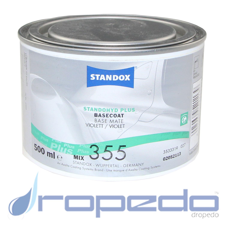 Standox Standohyd PLUS Basislack MIX 355 Violett 0,5 L Dose