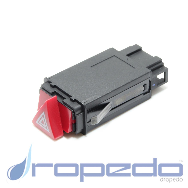 Warnblinkschalter für Audi A4 Ref.Nr. 8D0941509H, 4B0941509D
