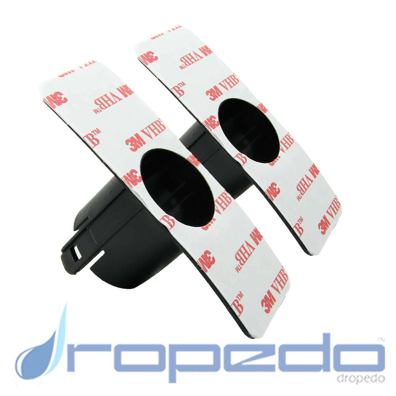 2 x Sensorhalter für Parksensoren Durchmesser ca. 22mm lang
