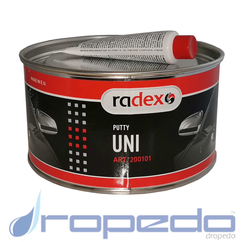 Radex Spachtelmasse Universal 1,8 kg + Härte
